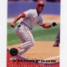 1994 Leaf Baseball #022 Milt Thompson - Philadelphia Phillies