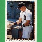 1995 Topps Baseball #612 Mickey Tettleton - Detroit Tigers