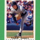 1995 Topps Baseball #560 Todd Jones - Houston Astros