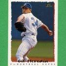 1995 Topps Baseball #509 Gil Heredia - Montreal Expos
