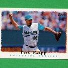 1995 Topps Baseball #497 Pat Rapp - Florida Marlins