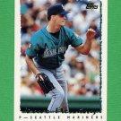 1995 Topps Baseball #482 Dave Fleming - Seattle Mariners