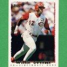 1995 Topps Baseball #467 Willie Greene - Cincinnati Reds