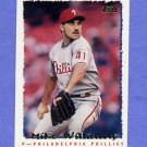 1995 Topps Baseball #351 Mike Williams - Philadelphia Phillies