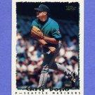 1995 Topps Baseball #320 Chris Bosio - Seattle Mariners