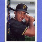 1995 Topps Baseball #288 Trey Beamon - Pittsburgh Pirates