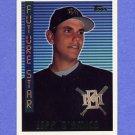 1995 Topps Baseball #282 Jeff D'Amico - Milwaukee Brewers