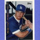 1995 Topps Baseball #247 Todd Hollandsworth - Los Angeles Dodgers