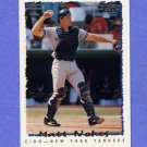 1995 Topps Baseball #238 Matt Nokes - New York Yankees
