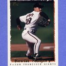 1995 Topps Baseball #219 Kevin Rogers - San Francisco Giants