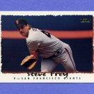 1995 Topps Baseball #201 Steve Frey - San Francisco Giants