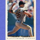 1995 Topps Baseball #197 Steve Cooke - Pittsburgh Pirates