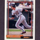 1992 Topps Baseball #705 Dwight Evans - Baltimore Orioles