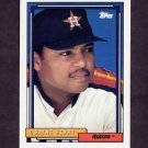 1992 Topps Baseball #668 Dwayne Henry - Houston Astros
