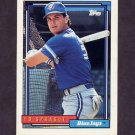 1992 Topps Baseball #516 Ed Sprague - Toronto Blue Jays