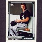 1992 Topps Baseball #505 Bobby Thigpen - Chicago White Sox