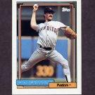 1992 Topps Baseball #438 Mike Maddux - San Diego Padres