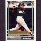 1992 Topps Baseball #355 Warren Newson - Chicago White Sox