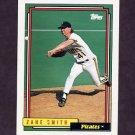 1992 Topps Baseball #345 Zane Smith - Pittsburgh Pirates