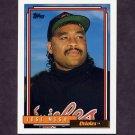 1992 Topps Baseball #310 Jose Mesa - Baltimore Orioles