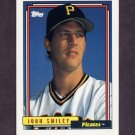 1992 Topps Baseball #232 John Smiley - Pittsburgh Pirates