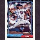 1992 Topps Baseball #213 Les Lancaster - Chicago Cubs