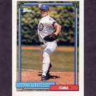 1992 Topps Baseball #196 Frank Castillo - Chicago Cubs
