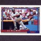 1992 Topps Baseball #146 Al Newman - Minnesota Twins