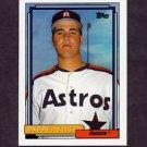 1992 Topps Baseball #134 Darryl Kile - Houston Astros