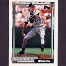 1992 Topps Baseball #011 Jack McDowell - Chicago White Sox