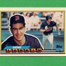 1989 Topps BIG Baseball #226 Gene Larkin - Minnesota Twins
