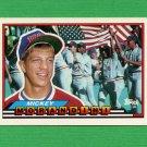 1989 Topps BIG Baseball #162 Mickey Morandini - Philadelphia Phillies