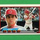 1989 Topps BIG Baseball #158 Jeff Reed - Cincinnati Reds