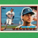1989 Topps BIG Baseball #145 Tim Belcher - Los Angeles Dodgers