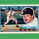 1989 Topps BIG Baseball #097 Jody Reed - Boston Red Sox