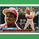 1989 Topps BIG Baseball #094 Herm Winningham - Cincinnati Reds