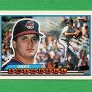 1989 Topps BIG Baseball #068 Greg Swindell - Cleveland Indians