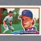 1988 Topps BIG Baseball #104 Steve Buechele - Texas Rangers
