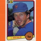 1983 Donruss Baseball #506 Bob Bailor - New York Mets