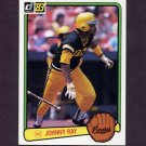 1983 Donruss Baseball #437 Johnny Ray - Pittsburgh Pirates