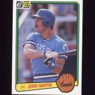 1983 Donruss Baseball #138 Jerry Martin - Kansas City Royals