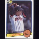 1983 Donruss Baseball #133 Dave Rozema - Detroit Tigers