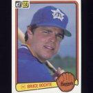 1983 Donruss Baseball #127 Bruce Bochte - Seattle Mariners