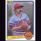 1983 Donruss Baseball #102 Robert Castillo - Minnesota Twins