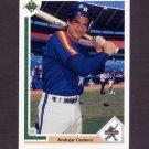 1991 Upper Deck Baseball #023 Andujar Cedeno - Houston Astros