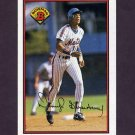 1989 Bowman Baseball #387 Darryl Strawberry - New York Mets