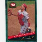 1994 Post Baseball #09 Darren Daulton - Philadelphia Phillies Ex