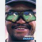 1992 Pinnacle Baseball #603 Jose Lind SHADE - Pittsburgh Pirates