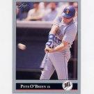1992 Leaf Baseball #260 Pete O'Brien - Seattle Mariners