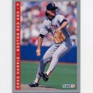 1993 Fleer Baseball #560 Greg A. Harris - Boston Red Sox